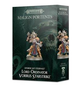 Games-Workshop Lord-Ordinator Vorrus Starstrike