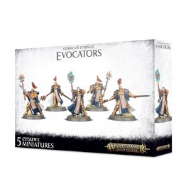 Games-Workshop Stormcast Eternals Evocators