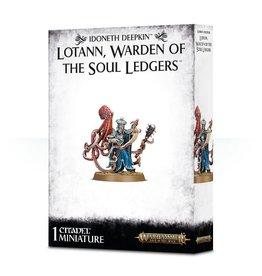 Games-Workshop Lotann Warden Of The Soul Ledgers