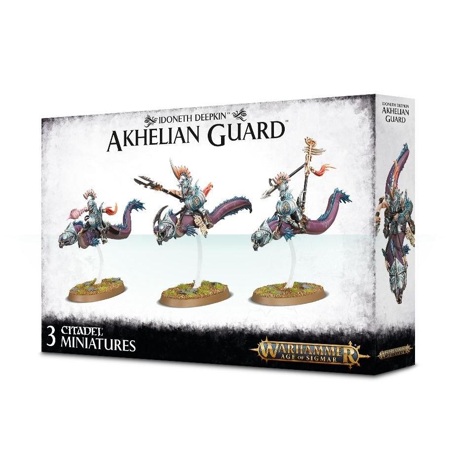 Games-Workshop Idoneth Deepkin: Akhelian Guard