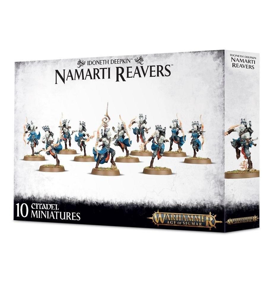 Games-Workshop Idoneth Deepkin: Namarti Reavers