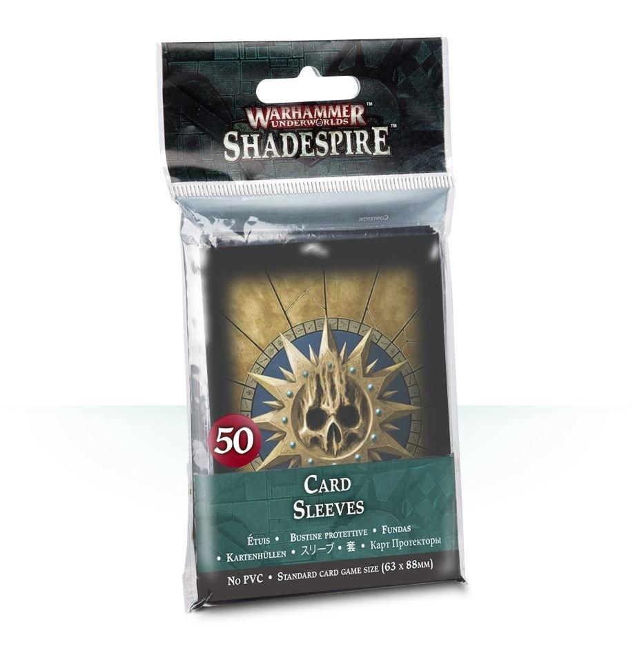 Games-Workshop Warhammer Underworlds: Shadespire Card Sleeves