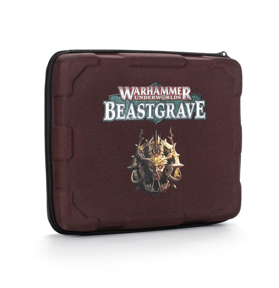 Games-Workshop Warhammer Underworlds: Beastgrave Carry Case