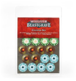 Games-Workshop Warhammer Underworlds Beastgrave: Counter Set