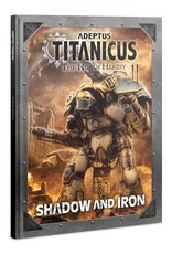 Games-Workshop Adeptus Titanicus: Shadow And Iron (Eng)