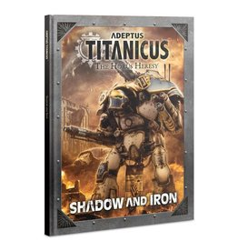 Games-Workshop Adeptus Titanicus: Shadow And Iron (Eng)