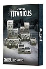 Games-Workshop Adeptus Titanicus Civitas Imperialis