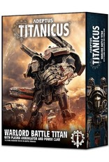 Games-Workshop Warlord Titan With Plasma Annihilator