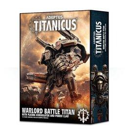 Games-Workshop Warlord Titan With Plasma Annihilator
