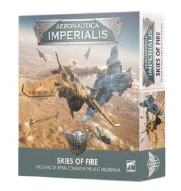 Games-Workshop Aeronautica Imperialis: Skies Of Fire (English)