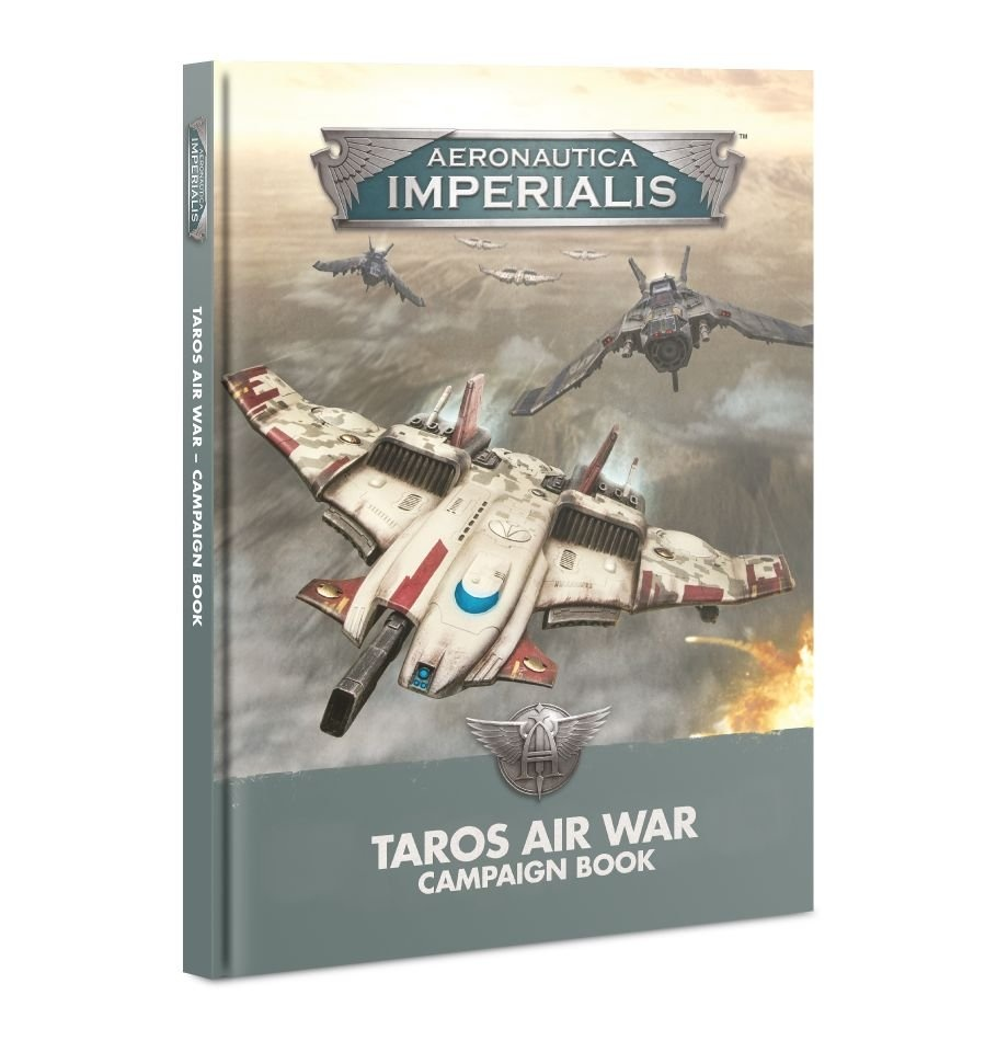 Games-Workshop Aeronautica Imperialis: Taros Air War