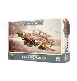 Games-Workshop Aeronautica Imperialis: Ork Air Waaagh! 'Eavy Bommerz