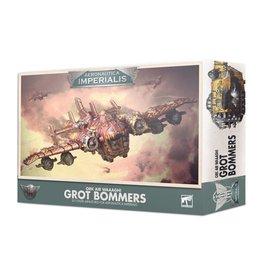 Games-Workshop Aeronautica Imperialis: Ork Air Waaagh! Grot Bommers