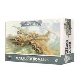 Games-Workshop Aeronautica Imperialis: Imperial Navy Marauder Bombers
