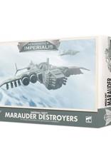 Games-Workshop Aeronautica Imperialis: Imperial Navy Marauder Destroyers
