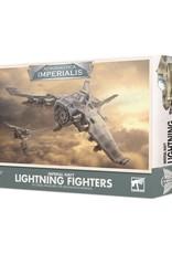 Games-Workshop Aeronautica Imperialis: Imperial Navy Lightning Fighters