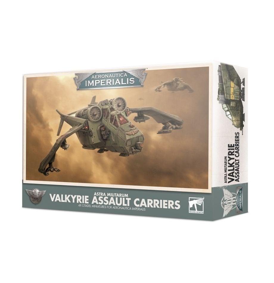 Games-Workshop Aeronautica Imperialis: Valkyrie Assault Carriers