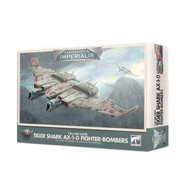 Games-Workshop Aeronautica Imperialis: T'Au Tiger Shark Ax-10 Fighter-Bomb