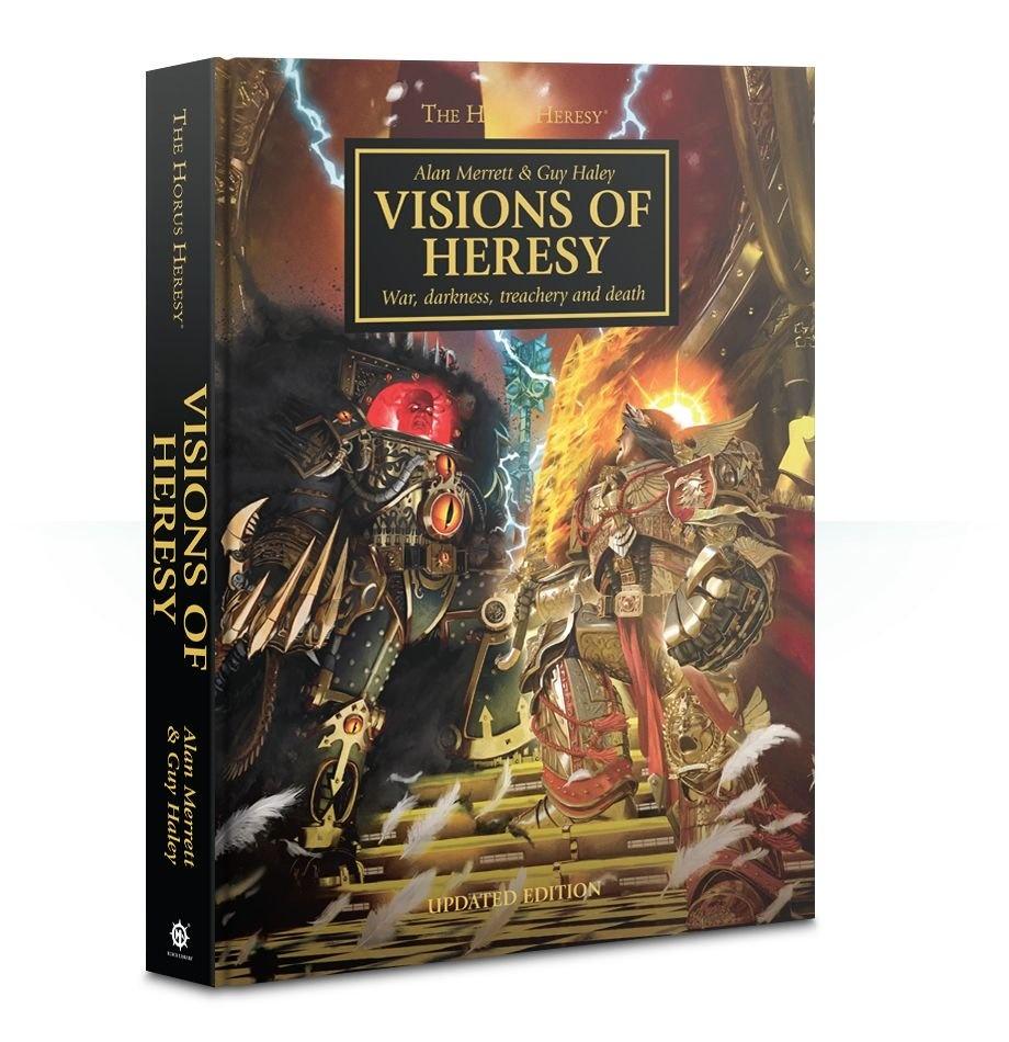 Black Library Horus Heresy: Visions Of Heresy