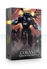 Black Library Primarchs: Corax Lord Of Shadows
