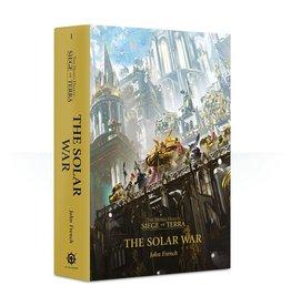 Black Library Horus Heresy: Siege Of Terra: The Solar War .