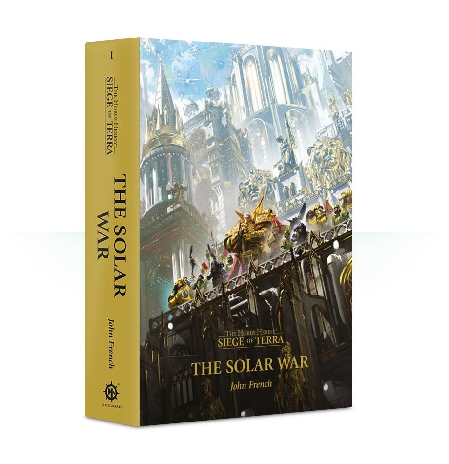 Black Library Hh: Siege Of Terra: The Solar War