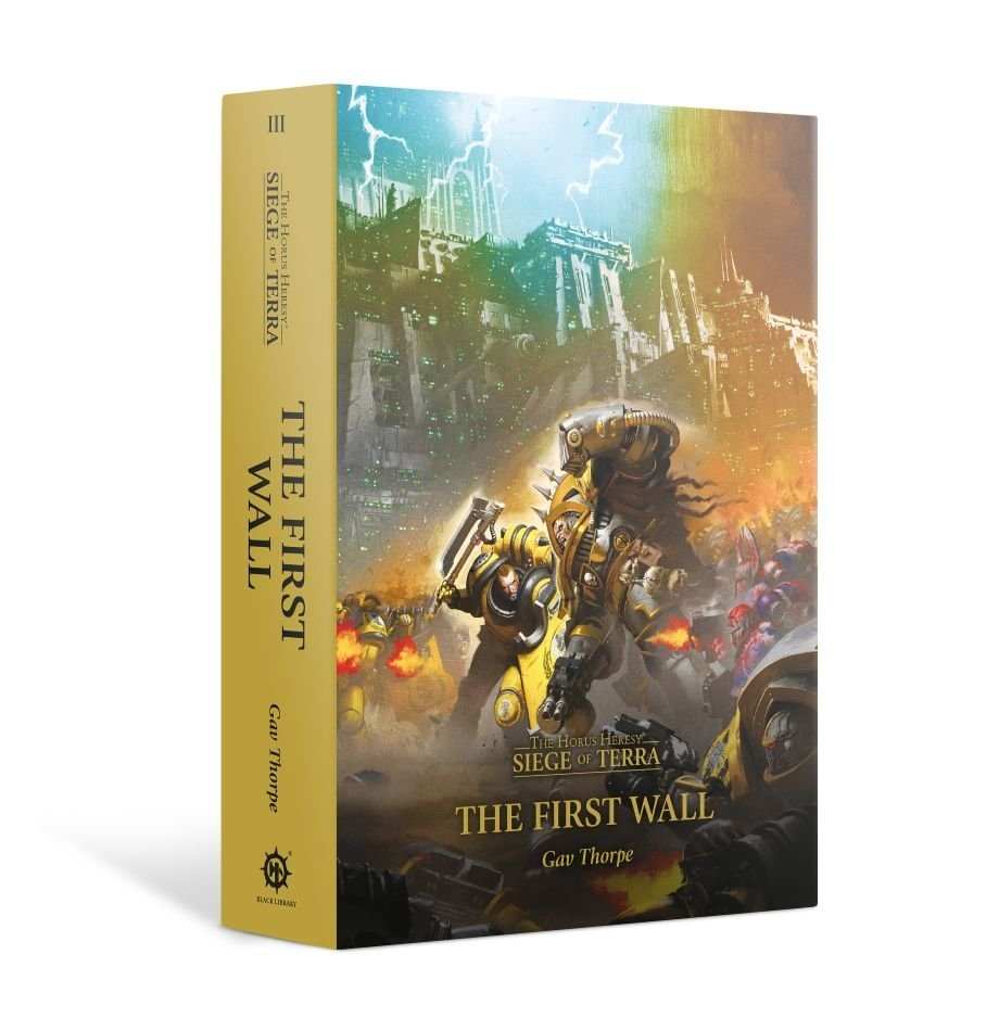 Black Library Horus Heresy: SOT: The First Wall