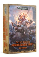 Black Library Last Chancers: Armageddon Saint