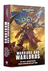 Black Library Warriors And Warlords