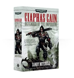 Black Library Ciaphus Cain: Defender Of The Imperium