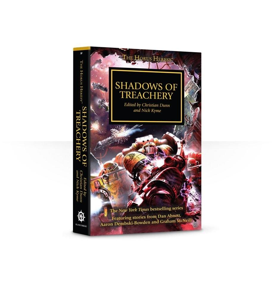 Black Library Horus Heresy: Shadows Of Treachery
