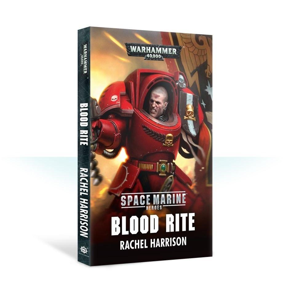 Black Library Space Marine Heroes: Blood Rite