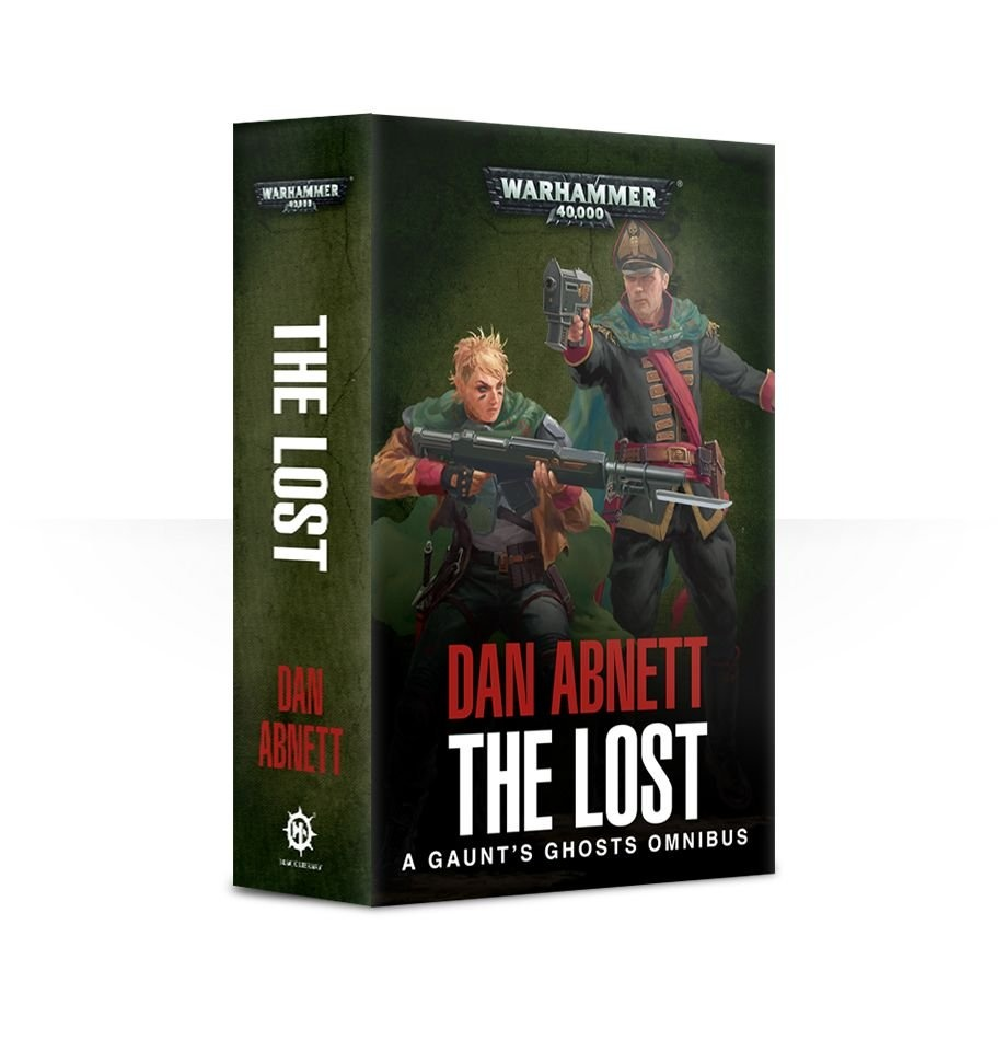 Black Library Gaunt'S Ghosts: The Lost (Omnibus)