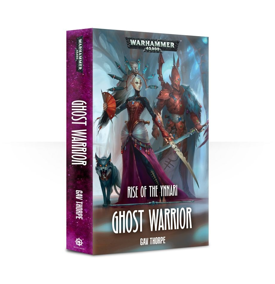 Black Library Ghost Warrior: Rise Of The Ynnari