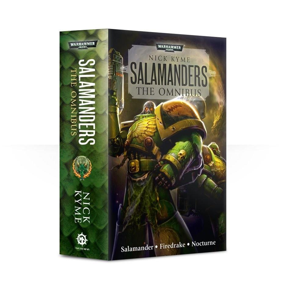 Black Library Salamanders: The Omnibus