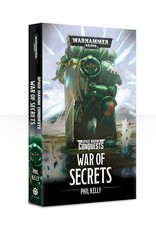 Black Library S/Marine Conquests: War Of Secrets
