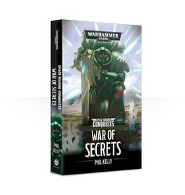 Games-Workshop Space Marine Conquests: War Of Secrets .