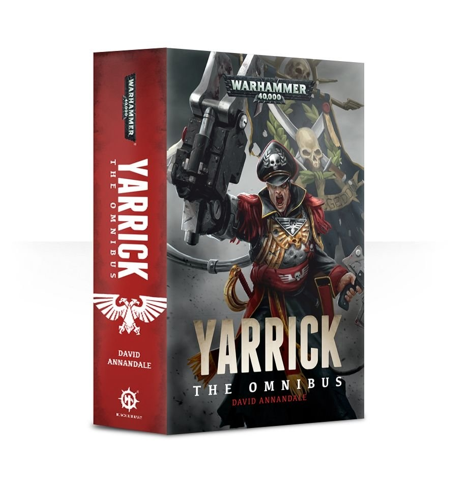 Black Library Yarrick: The Omnibus