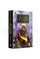Black Library Horus Heresy: The Master Of Mankind