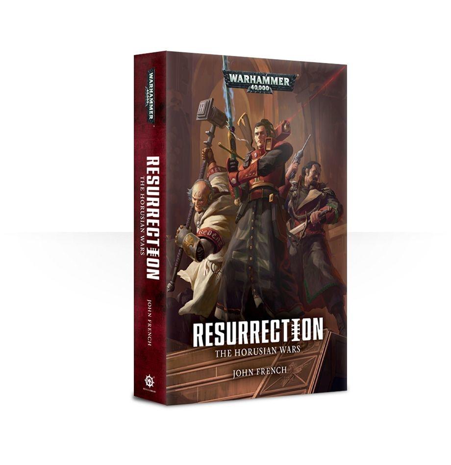 Black Library Resurrection: The Horusian Wars
