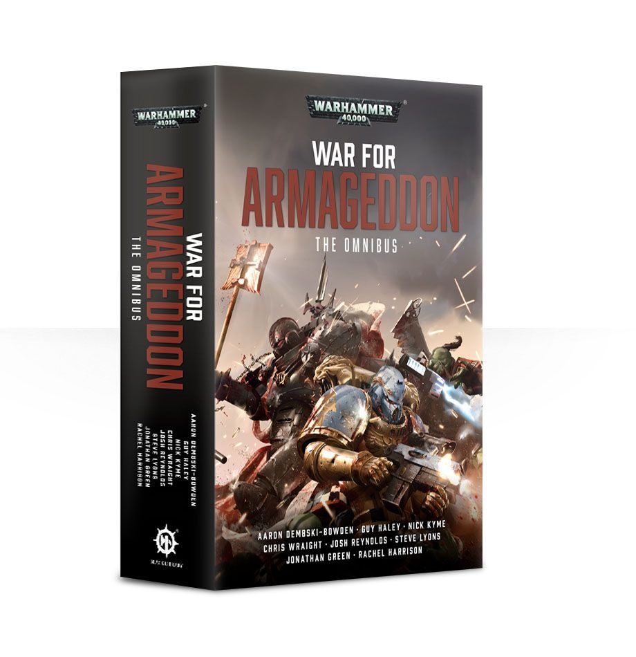 Black Library War For Armageddon: The Omnibus