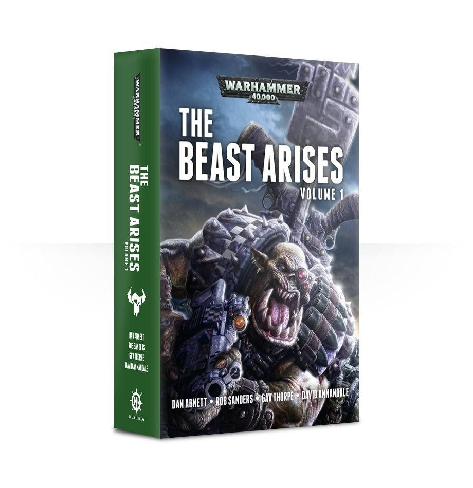 Black Library The Beast Arises: Volume 1