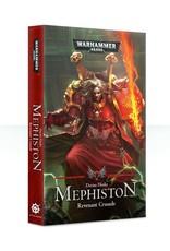 Black Library Mephiston: Revenant Crusade