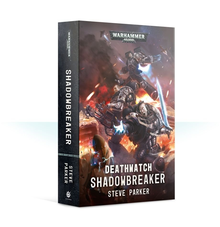 Black Library Deathwatch: Shadowbreaker