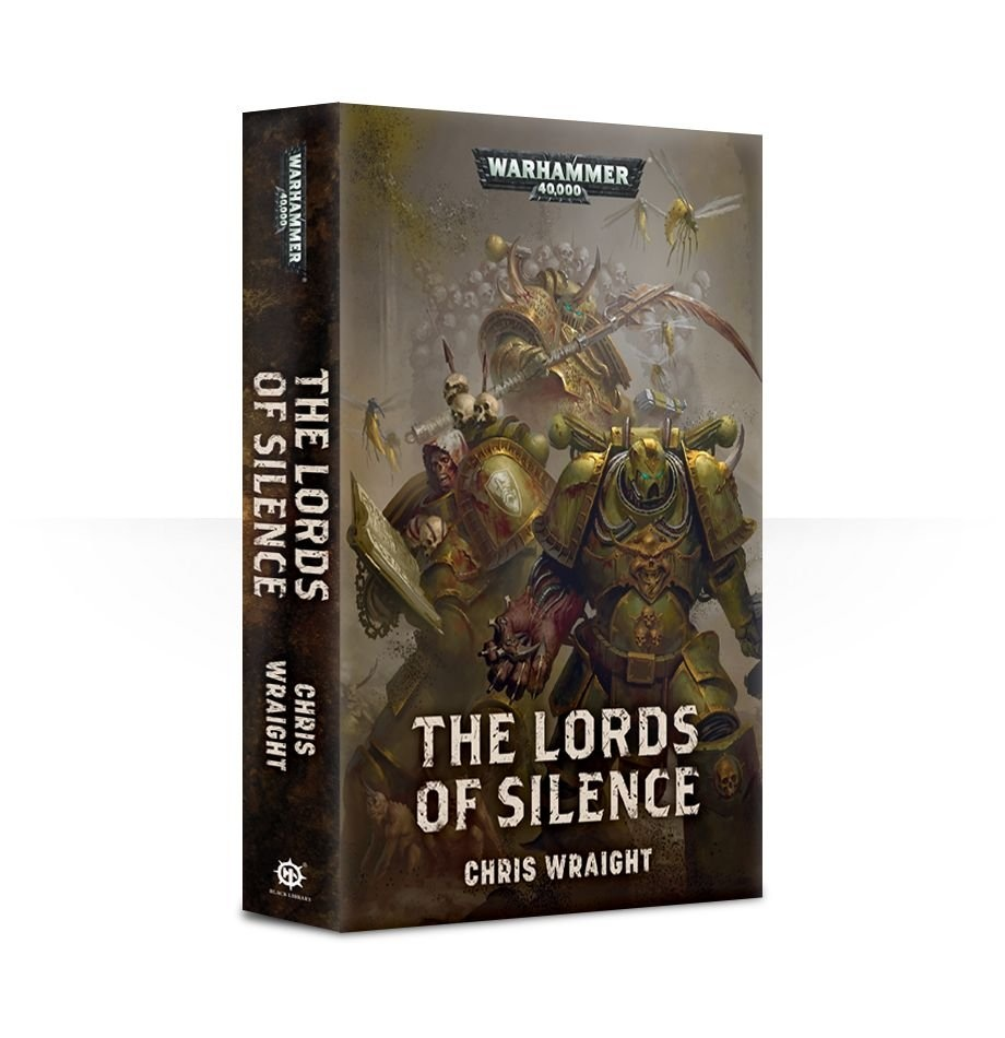 Black Library The Lords Of Silence