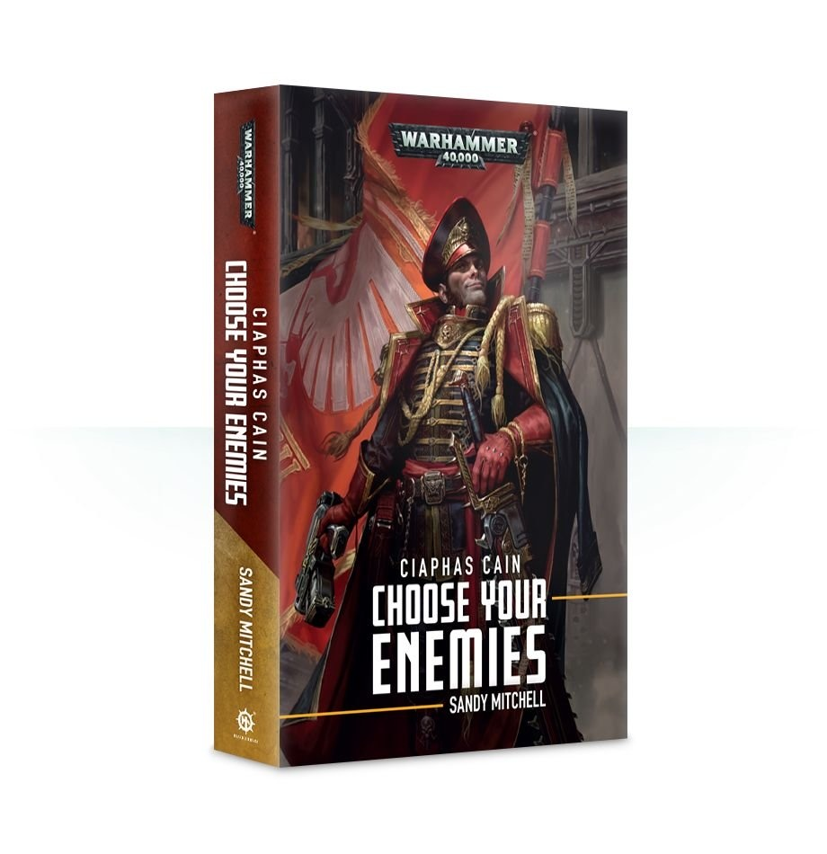 Black Library Ciaphas Cain: Choose Your Enemies