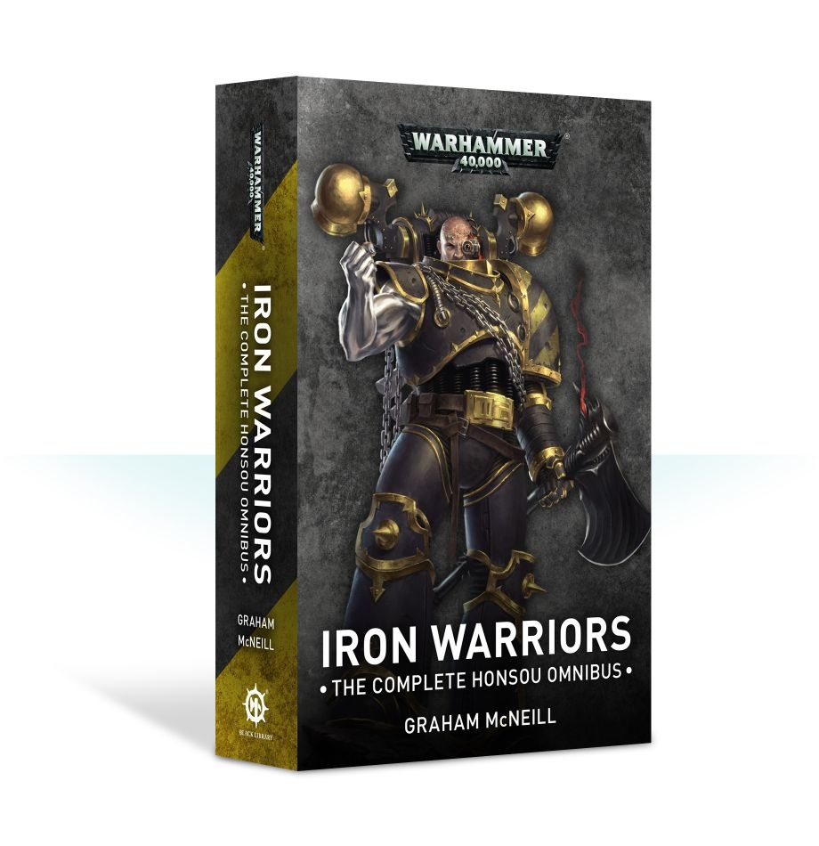 Black Library Iron Warriors: The Complete Omnibus