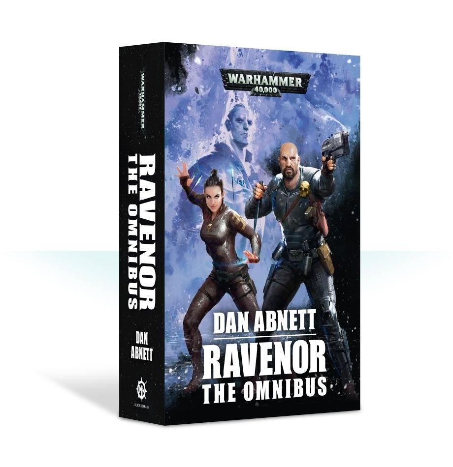 Black Library Ravenor: The Omnibus