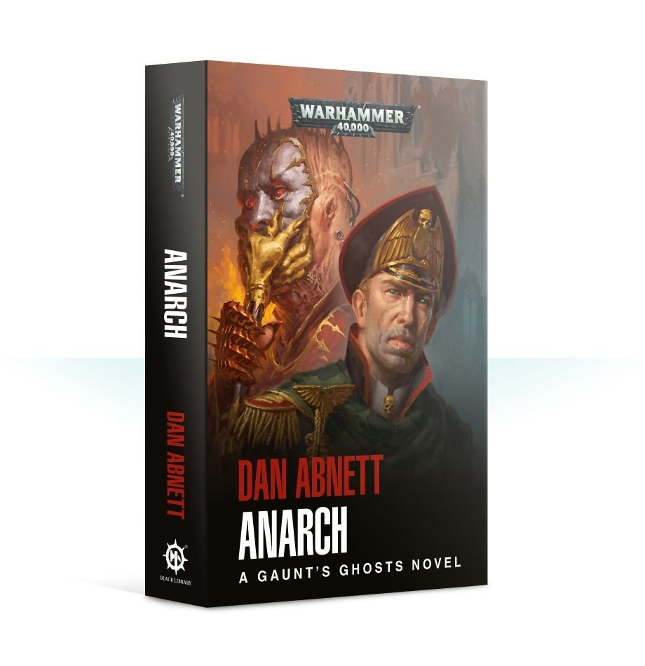 Black Library Gaunt'S Ghosts: Anarch