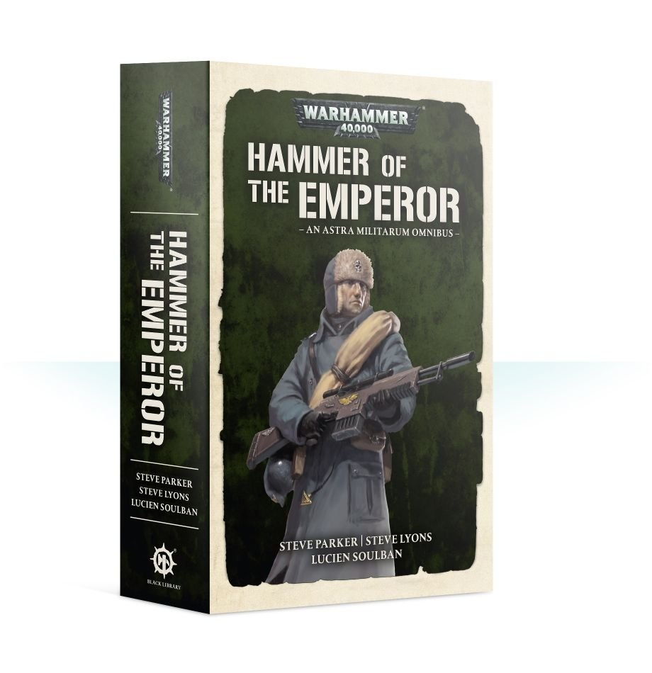 Black Library Hammer Of The Emperor Omnibus